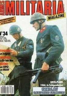 Armes Militaria Magazine №34