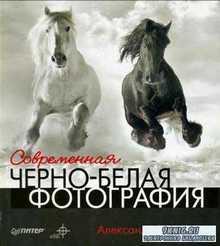 Современная черно-белая фотография