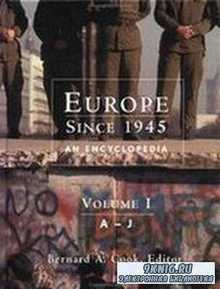 Europe since 1945: An encyclopedia