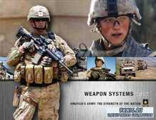 Weapon Systems 2012. America's Army: the Strength of the Nation