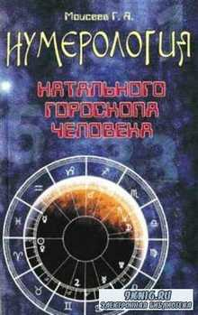 Нумерология натального гороскопа человека
