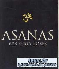 Asanas: 608 Yoga Poses