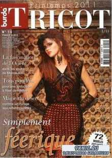 Burda Tricot Printemps №14 2011