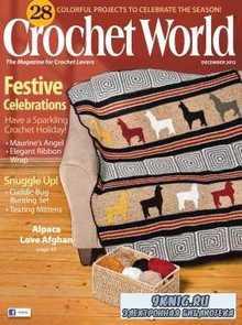 Crochet World - December 2012