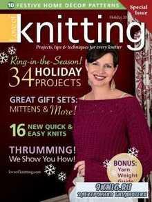 Love of Knitting - Holiday 2012