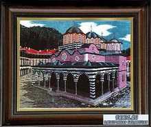 Рислки манастир 2012