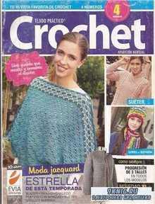 Tejido practico Crochet Estrella №4 2012