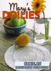 Mary's doilies 7 crochet project