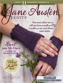Jane Austen Knits Summer 2012