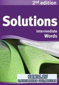 Solutions 2nd edition Intermediate (Student's Book, Workbook)