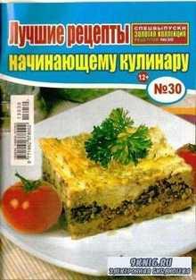 Золотая коллекция №30, 2013.  Лучшие рецепты начинающему кулинару.