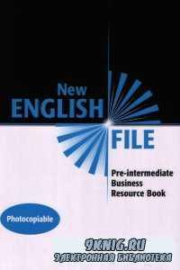 New English File Pre-Intermediate Business Resource Book