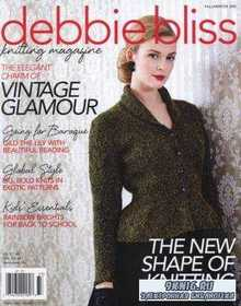 Debbie Bliss Knitting Magazine  ( Fall/Winter 2013 )
