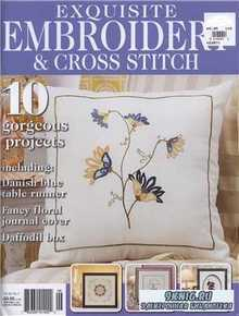 Embroidery & Cross Stitch №5 2012