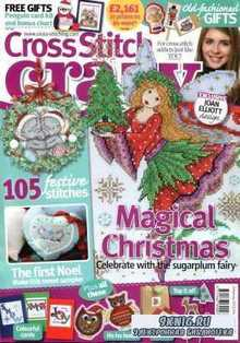 Cross Stitch Crazy № 183 Christmas (2013)