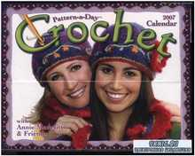 Crochet Pattern-a-Day: 2007 Day-to-Day Calendar
