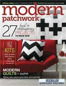 Modern Patchwork Winter 2014