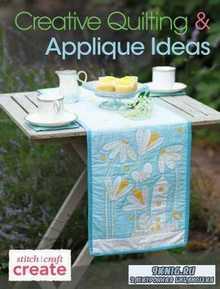 Creative Quilting and Applique Ideas