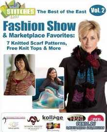 The Best of the East Fashion Show and Marketplace Favorites 7 Knitted Scarf ...