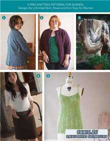 5 Free Knitting Patterns for Women