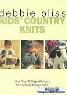 Debbie Bliss Kids' Country Knits