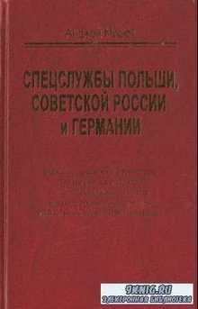 Мисюк Анджей - Спецслужбы Польши, Советской России и Германии