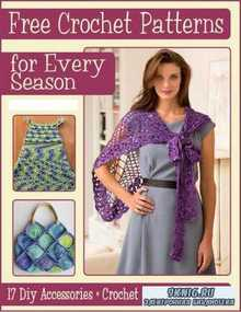 Free Crochet Patterns for Every Season 17 DIY Accessories Crochet Clothing  ...