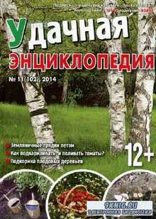 Удачная энциклопедия №11 2014