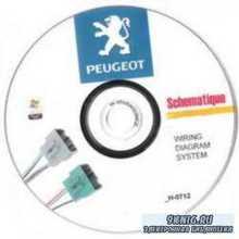 Peugeot Schematique. Wiring diagram system