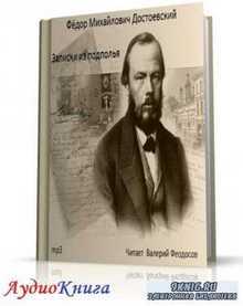 Достоевский Федор - Записки из подполья (АудиоКнига) читает В. Феодосов