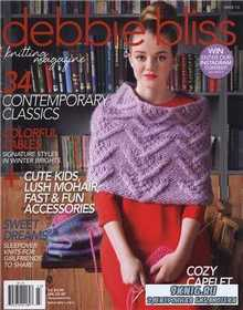Debbie Bliss Knitting Magazine - Fall/Winter 2014