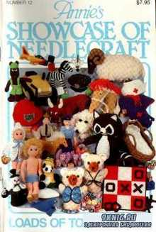 Annie's Showcase of Needlecraft №12 1984 Quick & Easy Projects