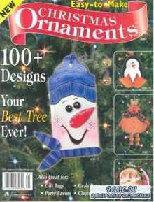 Irene Mueller - Easy to make Christmas ornaments