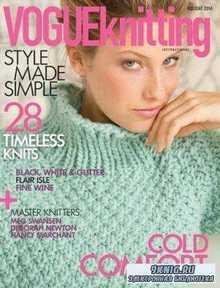 Vogue Knitting International - Holiday 2014