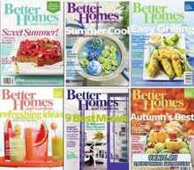 Better Homes & Gardens 2008-2012