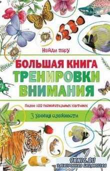 Кострикин П. - Большая книга тренировки внимания