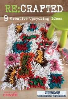 Re: Crafted 9 Creative Upcycling Ideas
