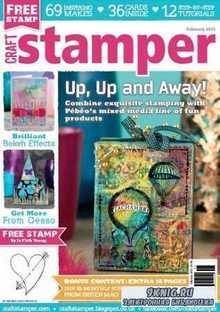 Craft Stamper – February 2015