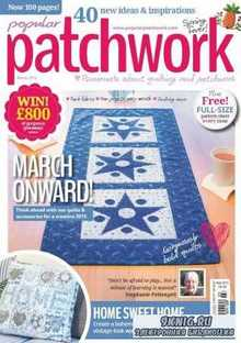 Popular Patchwork - March 2015