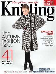 Knitting October 2013