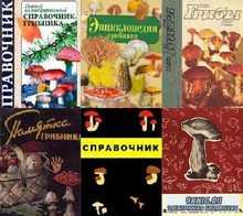 Грибы - подборка литературы (221 книга) (1902-2015) DjVu+PDF