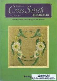 Jill Oxton`s Cross Stitch Australia Vol.1, №5