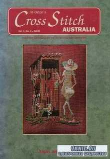 Jill Oxton`s Cross Stitch Australia Vol.1, №6