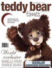 Teddy Bear Times - Issue 219 - October/November 2015