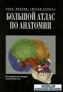 Большой атлас по анатомии - Йоганнес В. Роен (1997)