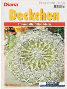 Diana Deckchen №50 Traumhafte Hakel-Ideen
