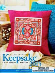 Keepsake-Cross-Stitch-Calendar 2015