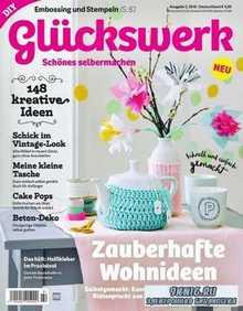 Gluckswerk №2, 2016