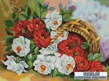 Золотое Руно ЛЦ - 031 Садовые розы