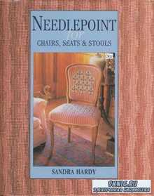 Sandra Hardy - Needlepoint for chairs, seats & stools